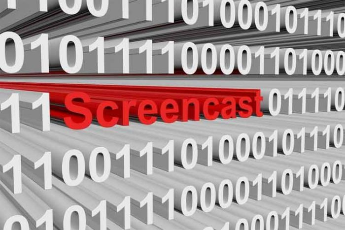 How does Screencast Work