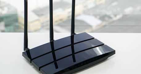 A Portable Wifi Router