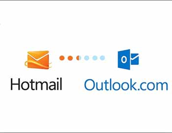 Adjust the name of your Hotmail profile