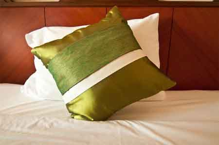 Using a Silk Pillowcase