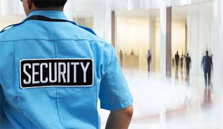 An overview works of security guards