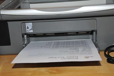 Printer for checks