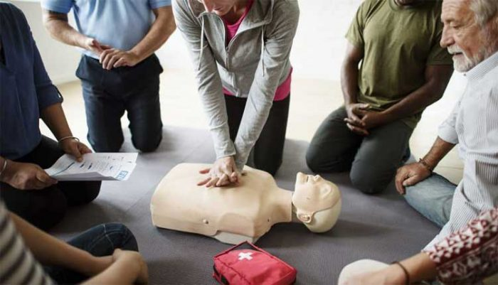 What I learn from CPR and First aid Training