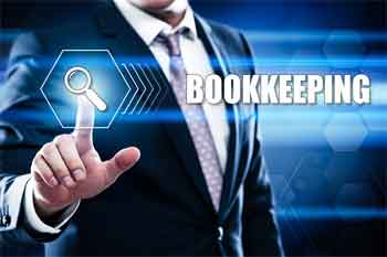 Highly secured environment of bookkeeping service