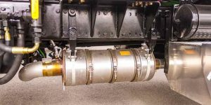 How does a Diesel Particulate Filter Work