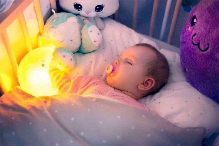 When Does Baby need a Night Light