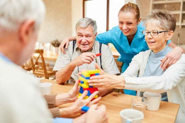 Home Care to Seniors Can Lead to Distress for Informal Caregivers