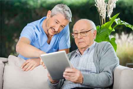 Informal Caregivers Needed Along with Long-Term Home Care for Many Seniors