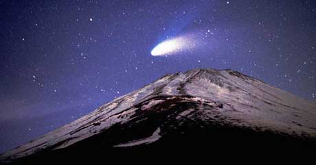 Continue Research in Comet Hunting