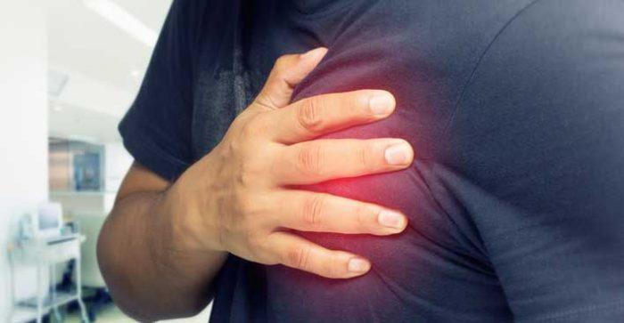 High Blood Pressure Causes Heart Disease