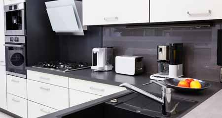Black Appliances in Your Kitchen