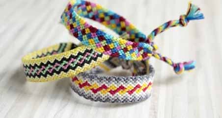 Make Your Bracelet With Craft Store Findings