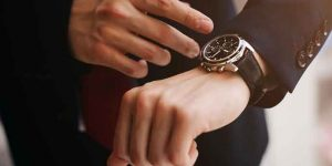Resurgence of Wrist Watches as a Style Signature