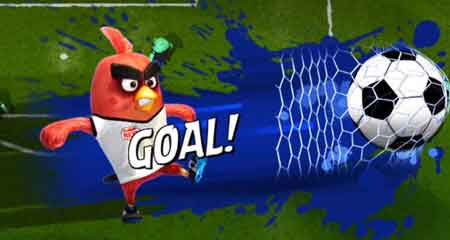 The Angry Birds Goal