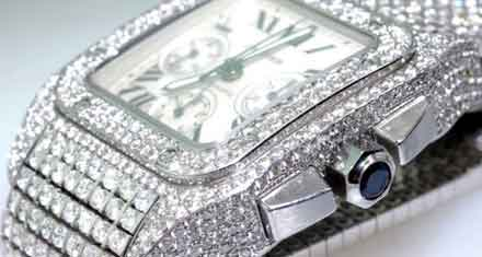 diamond and other precious metals