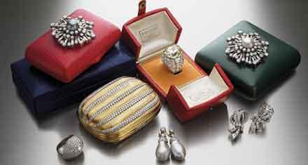 jewelry and luxury goods