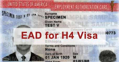 H4 Visa in US