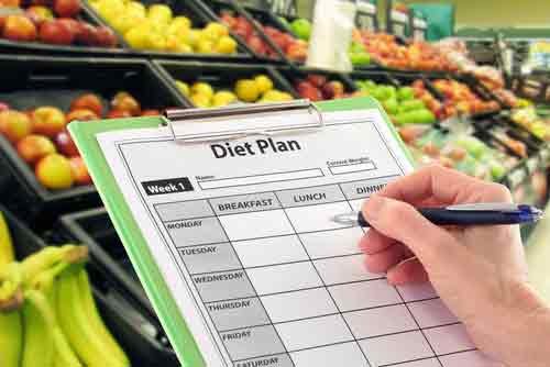 Focus on eating a wide variety of foods that are low in glycemic index