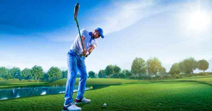 What is the Best Way to Hit Down On The Golf Ball