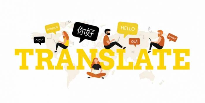 How to Translate a Foreign Language into English
