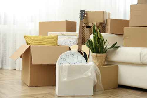 What is a moving company